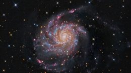 Astronomers Examine the Physical Processes Involved in Generating Turbulence
