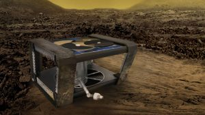 Astronomers Explore a Clockwork Rover for Venus