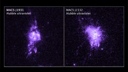 Astronomers Find Evidence of Galaxy Star Birth Regulated by Black-Hole Fountain
