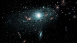 Astronomers Find Hidden Galaxies Behind the Milky Way