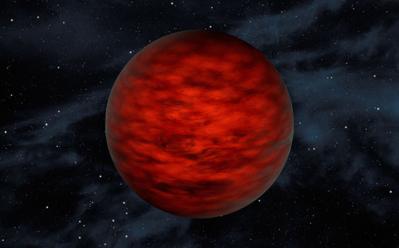 Astronomers Find Lone Planetary-Mass Object in Family of Stars