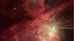 Astronomers Find Molecular Oxygen in the Orion Nebula
