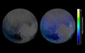 Astronomers Find More Water Ice on Pluto's Surface Than Previously Thought