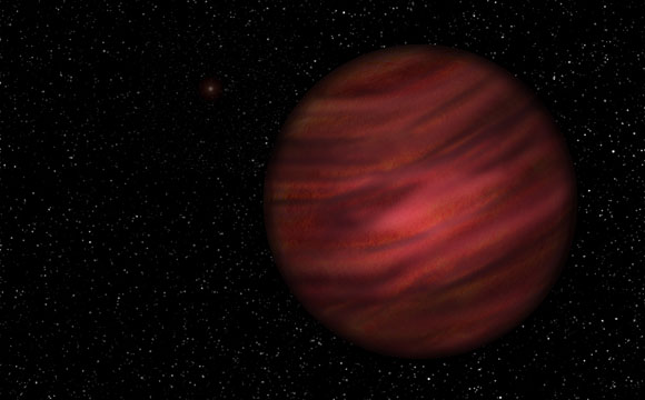 Astronomers Find a Lonely Planet and Its Distant Star