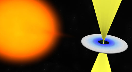Astronomers Find a Neutron Star that has the Ability to Transform