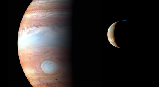 Astronomers Identify Missing Wave near Jupiter's Equator
