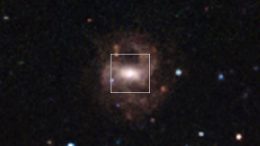 Astronomers Identify the Smallest Supermassive Black Hole Ever Detected