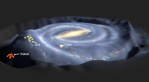 Astronomers Make Surprising Discovery About Birthplace of Stars Around Milky Way