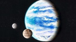 Astronomers Model the Effects of Stellar Wind on Water Worlds