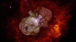 Astronomers Observe Light Echoes from Eta Carinae