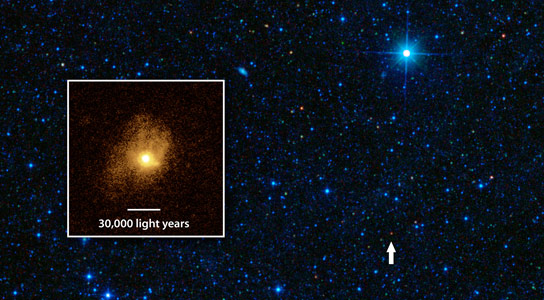 Astronomers Observe One of the Most Efficient Star Making Galaxies