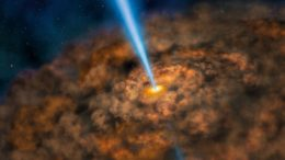 Astronomers Reveal Cool Dust Around Energetic Active Black Holes