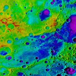 Astronomers Reveal Great Valley on Mercury