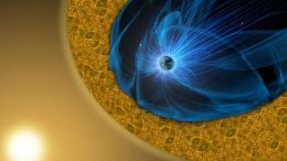 Astronomers Reveal How Energy Dissipates Outside Earth's Magnetic Field