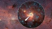 Astronomers See the Milky Way's Giant Black Hole with New Eyes