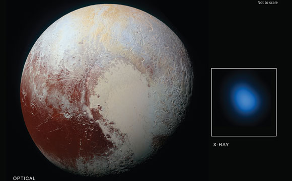 Astronomers Shed New Light on Pluto