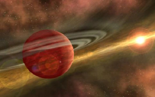 Astronomers Show Hot Jupiters Fly Close to Their Suns