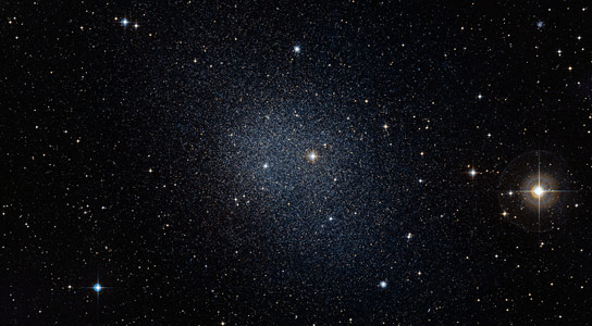 Astronomers Solve 20 Year Dark Matter Mystery