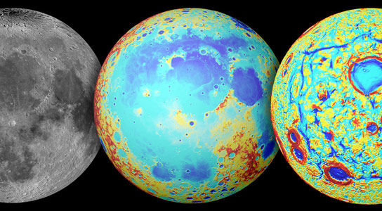 Astronomers Solve Lunar Mystery
