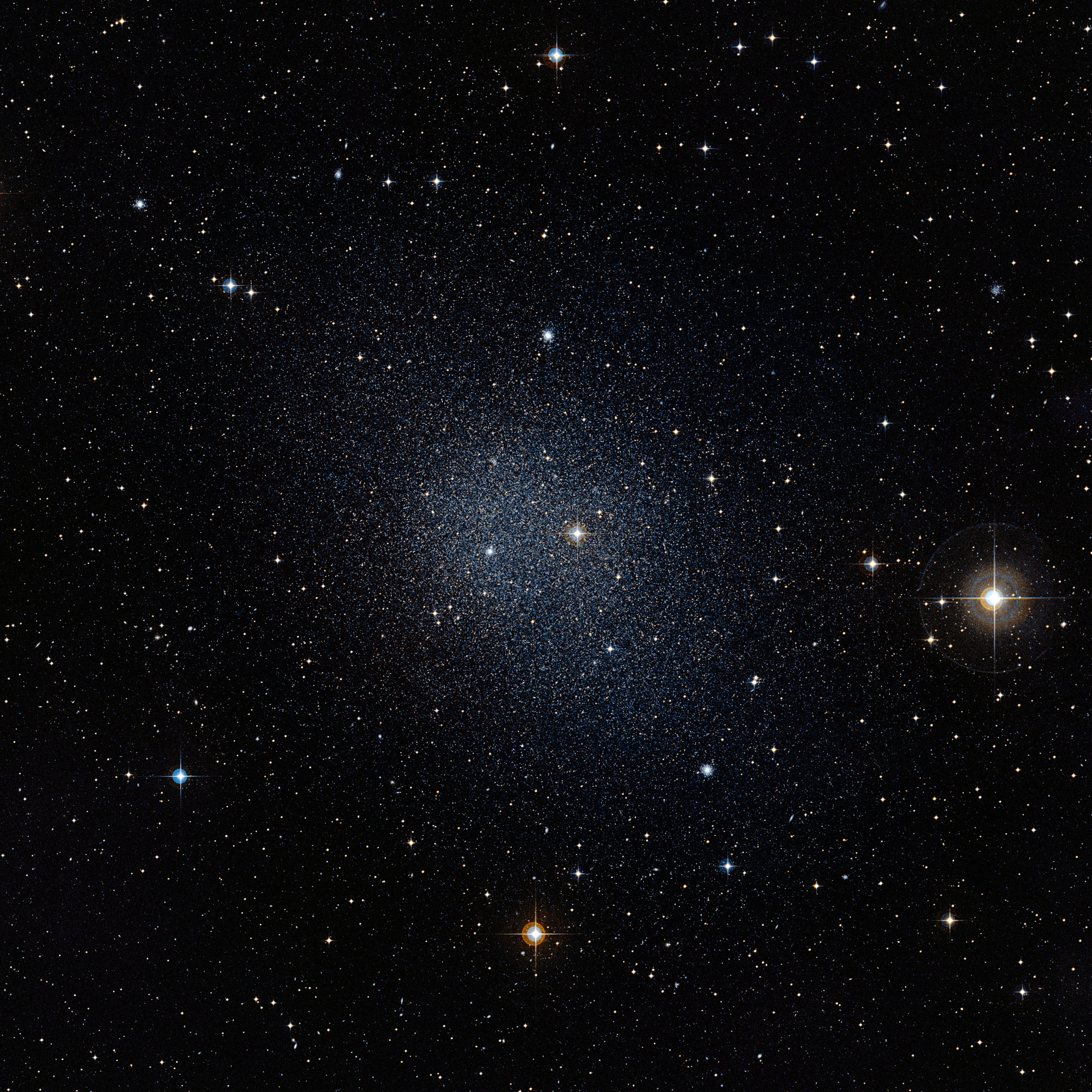 Astronomers Solve 20-Year Dark Matter Mystery