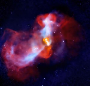 Astronomers Use X-ray Emissions to Constrain the Properties of Axions