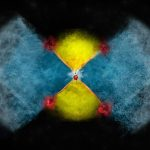 Astronomers View Into the Heart of an Exploding Star