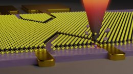Atom-Sized Patterns 2D Materials