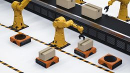 Automation Robots Factory