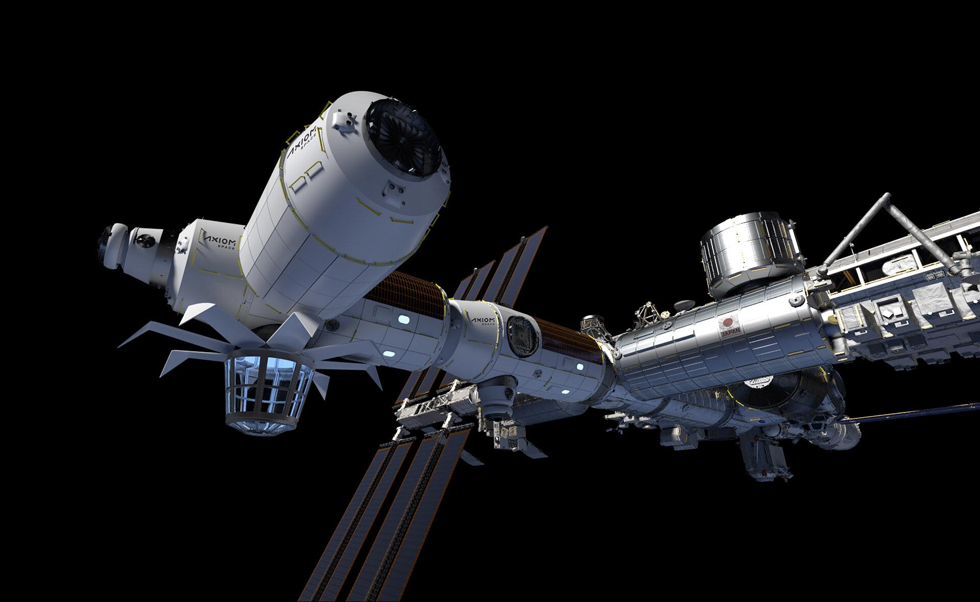 NASA and Axiom Agree to First Private Astronaut Mission to Space Station