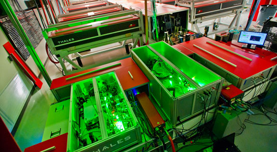 BELLA Laser Achieves World Record Power