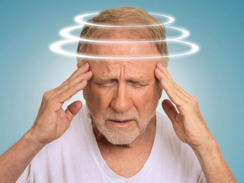 Balance Hearing Brain Disorder Concept
