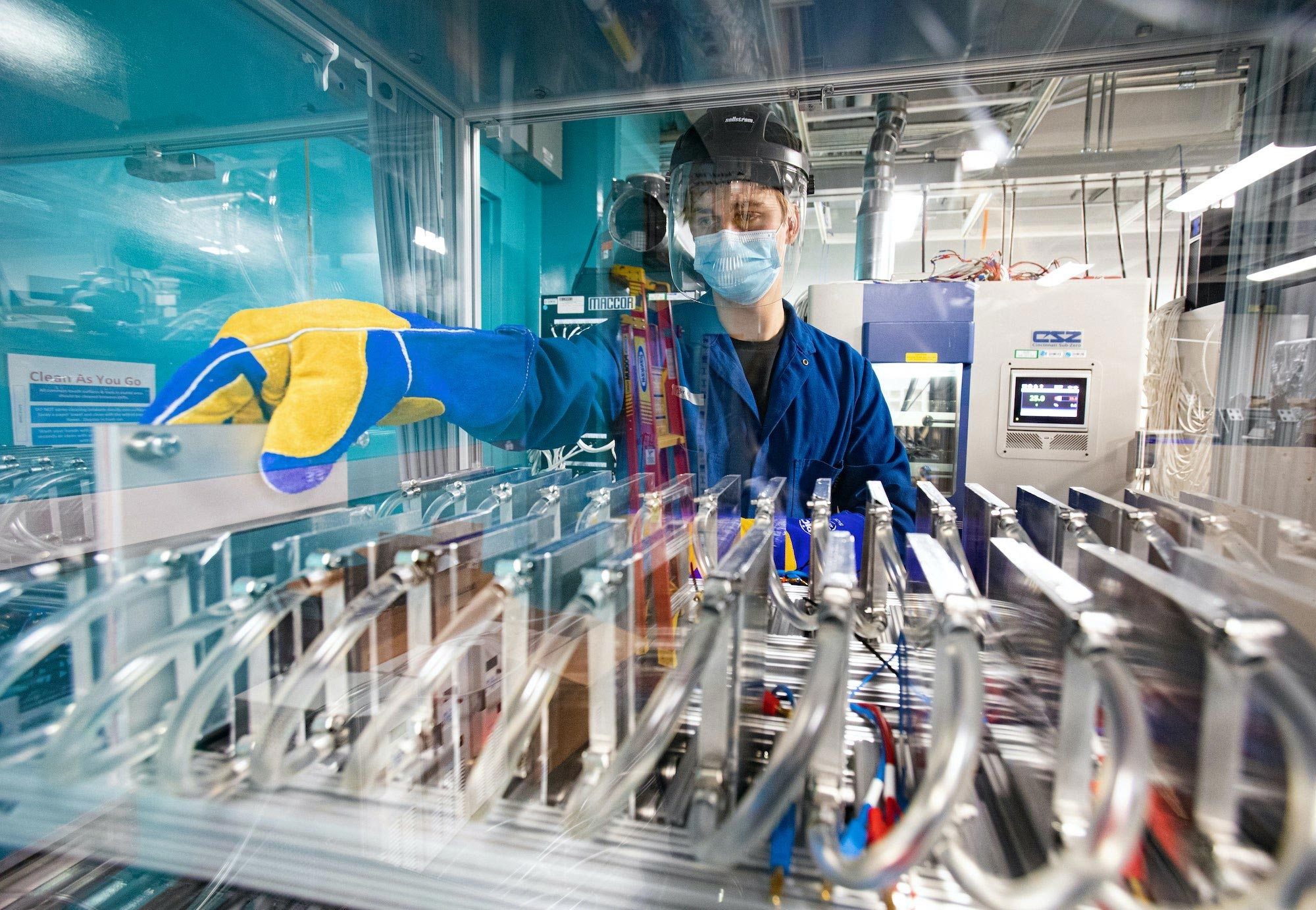 X-ray Experiments and Machine Learning Innovation Could Trim Years off Battery R&D