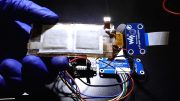 Battery Powers Flexible Display