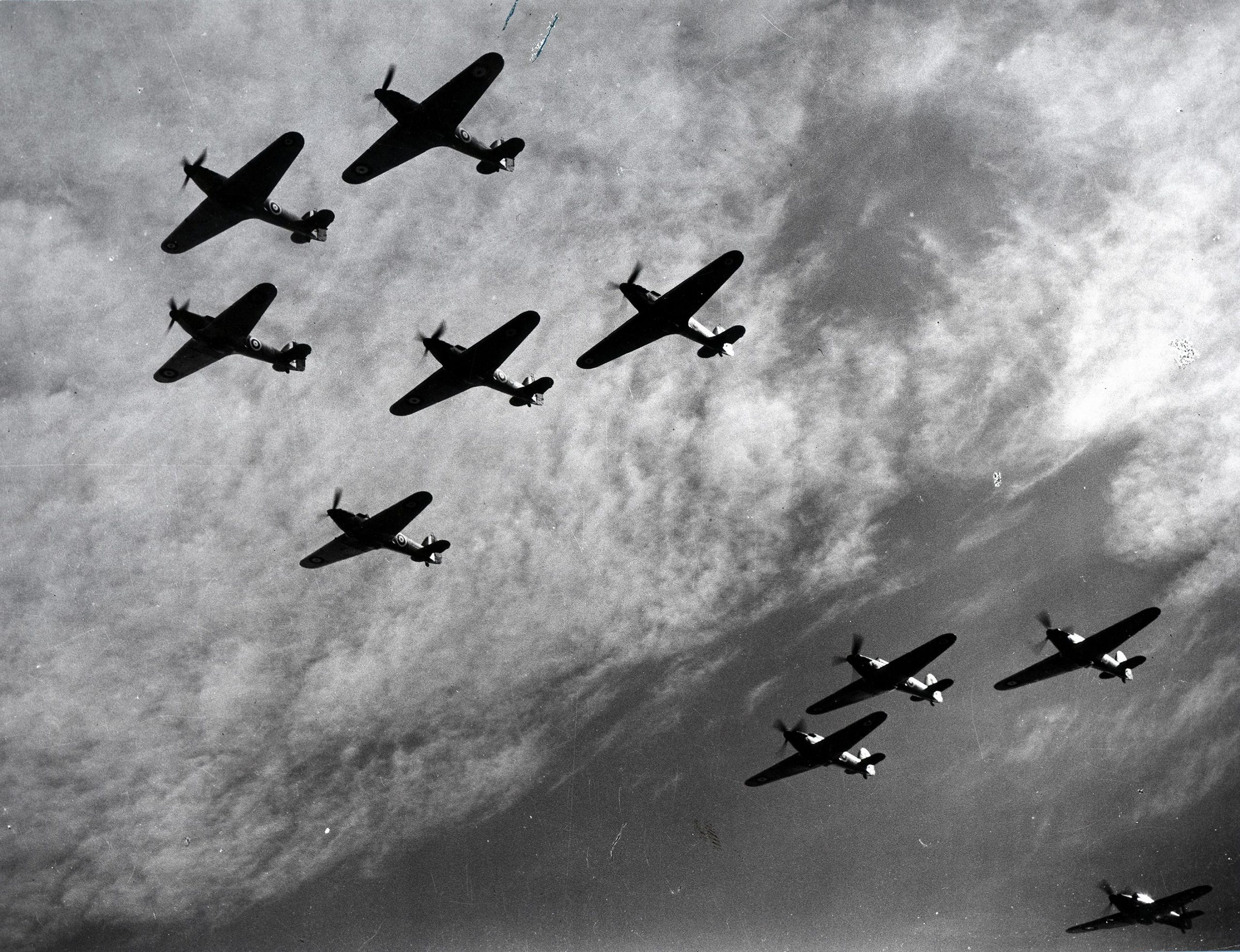Famous Battle of Britain 'What If' Scenarios Put to the Test by Mathematicians - SciTechDaily