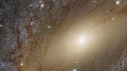 Beautiful Hubble Image of Spiral Galaxy NGC 6744
