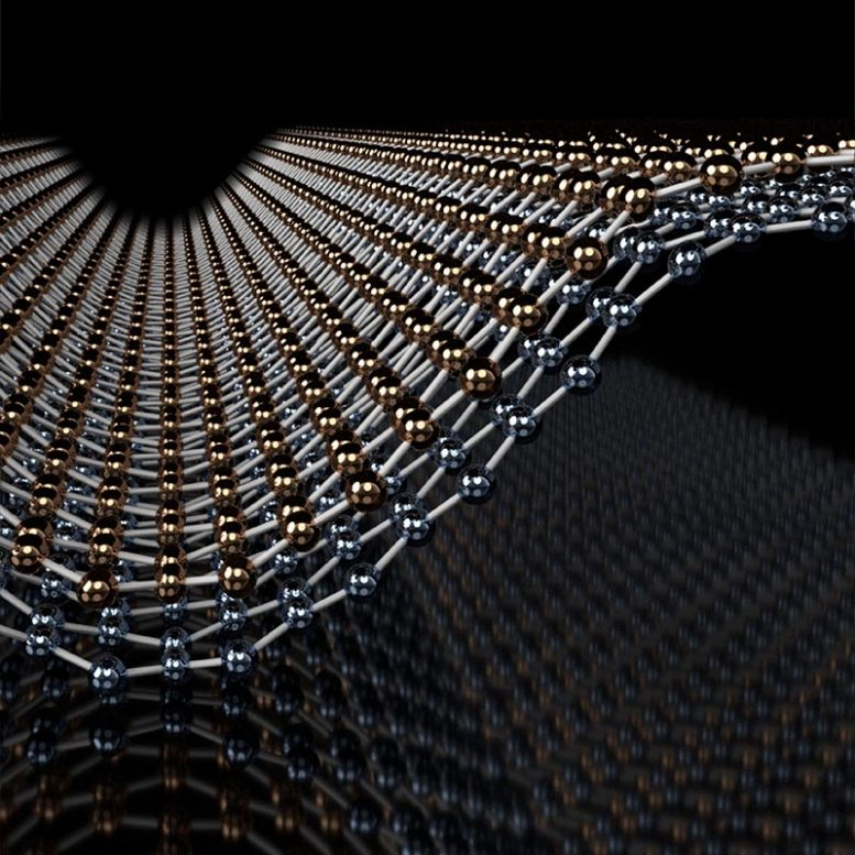 Drawing a Bend on Bilayer Graphene