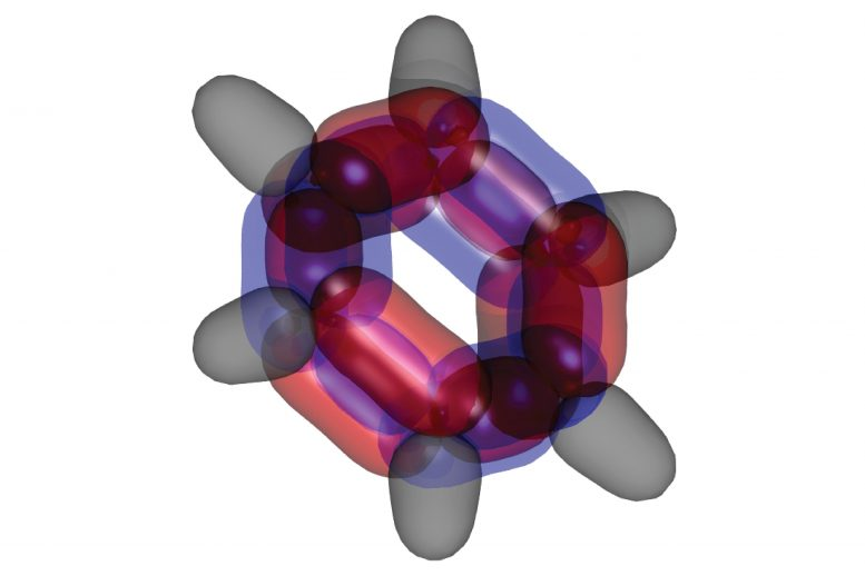 Benzene 126-Dimensional Wave Function