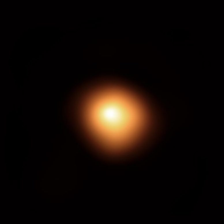 Betelgeuse January 2019