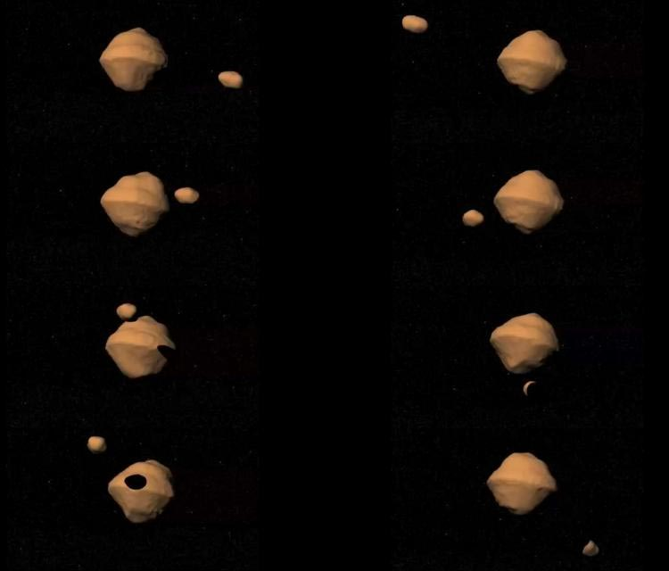 Binary Asteroid 1999 KW4