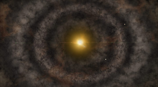 Birth of Planets Revealed in Astonishing Detail