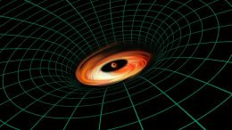 Black Hole Disk That Shouldn't Exist