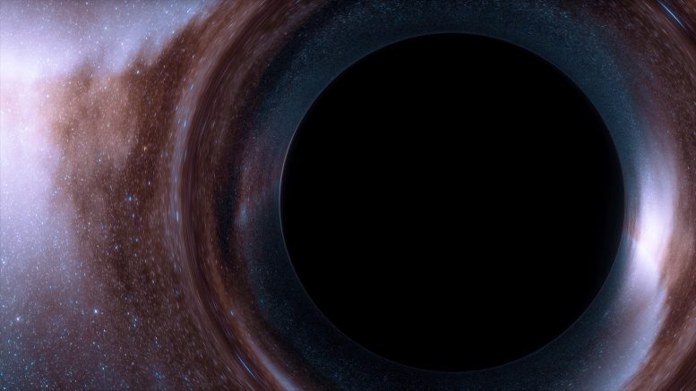 Black Hole Event Horizon Concept