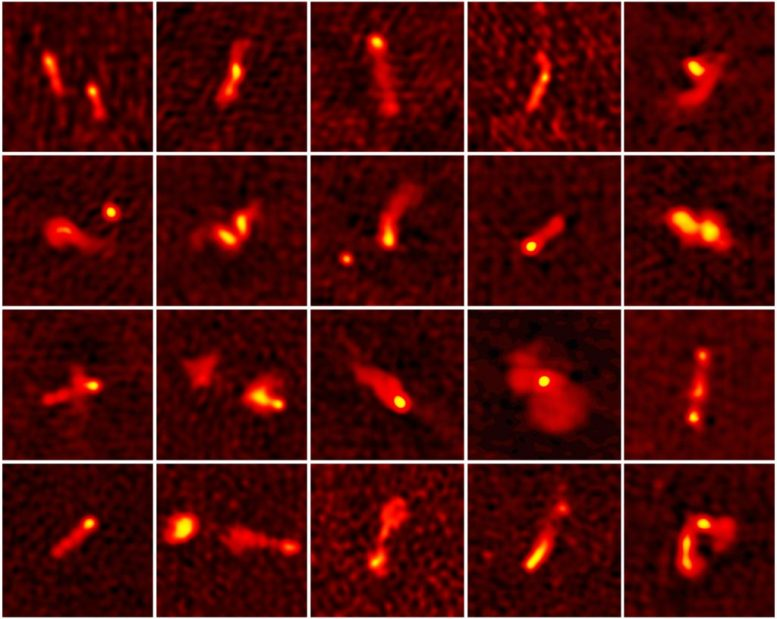 Black Hole Powered Radio Galaxies Discovered by VLASS