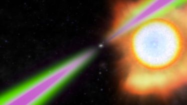 Powerful Pulsating Gamma Rays Emitted From Neutron Star Rotating an Incredible 707 Times a Second