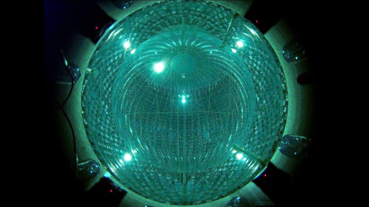 Historic neutrino detection shines new light on the sun