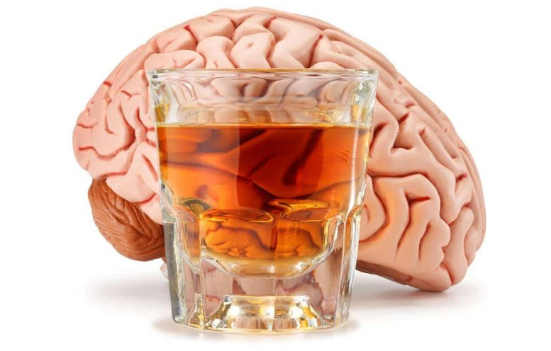 Brain Alcohol