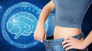 Brain Controlled Weight Loss Concept