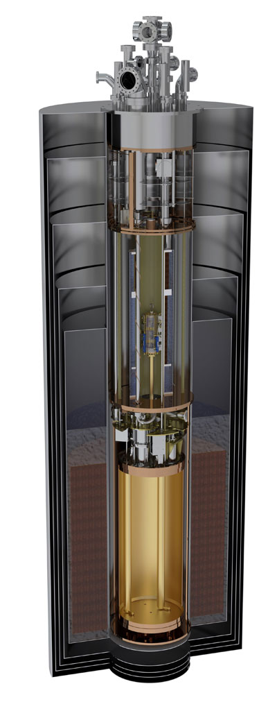 Breakthrough in Axion Dark Matter Detection Technology