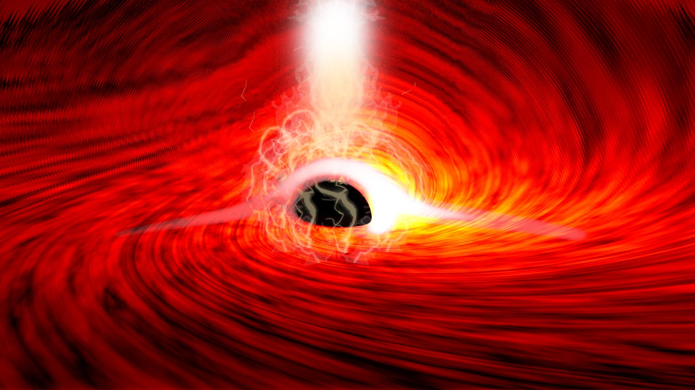 Strange Black Hole Discovery Confirms Einstein's Theory of General Relativity - SciTechDaily