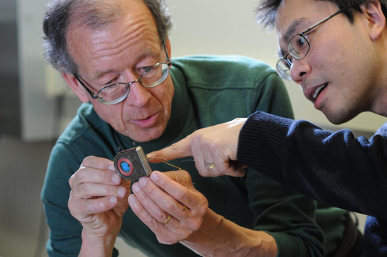 Brown University Develops a Wireless Implantable Brain Sensor